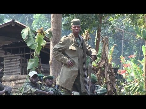 DR Congo army battles rebels in deadly clashes