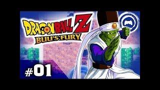 Roblox Dragon Ball Fury EP 1 nós aprendemos o Kaioken