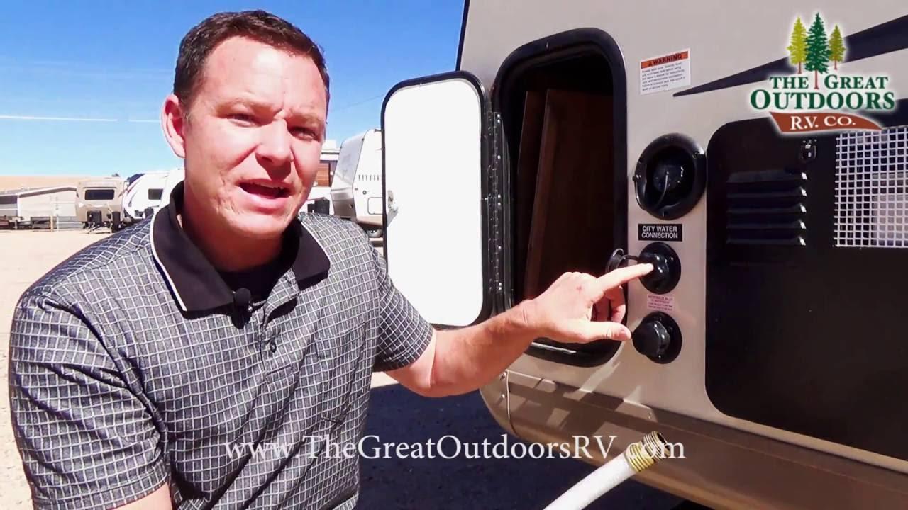 Rv Fresh Water System Tips Tricks Youtube Wiring Diagram Cer Plug Battery