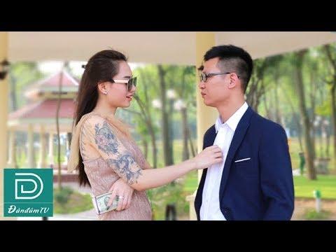 Giúp Gái Ngành Hoàn Lương, Chủ Tịch Bị Khinh Thường Và Cái Kết | Đàn Đúm TV Tập 6 | Nhung Gem