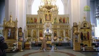 Божественная литургия 2 июля 2020 г., Храм Рождества Христова, г. Екатеринбург