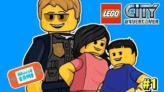 Atrapamos Payasos Ladrones en Lego City UnderCover en Español Gameplay I Abrelo Game