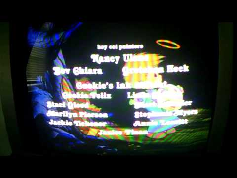 PRECIOUS MOMENTS TIMMY'S GIFT ENDING CREDITS.