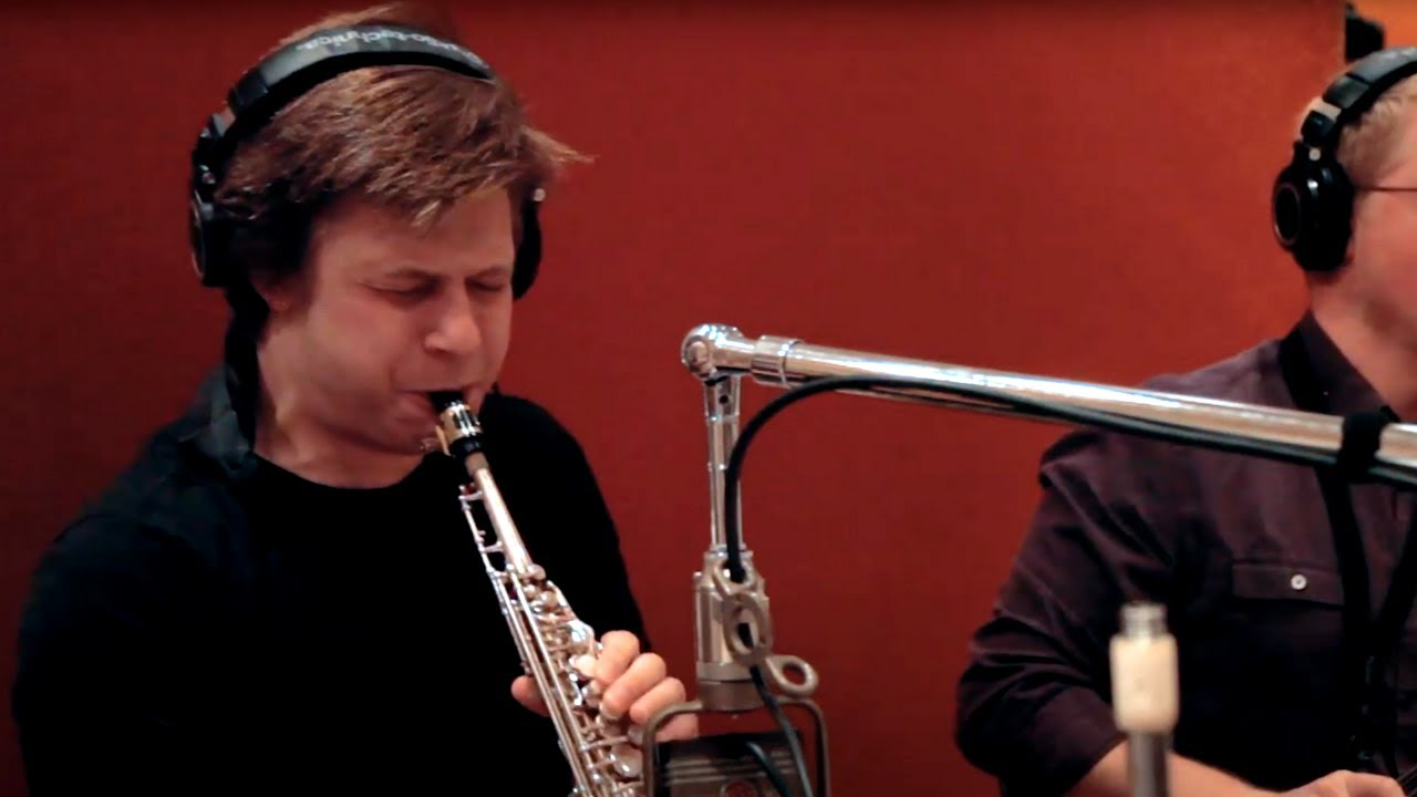 Live in the Studio: Samba Juice