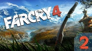Прохождение Far Cry 4 Gold Edition (PC/RUS/60fps) - #2 [Волки и атака на Банапур]