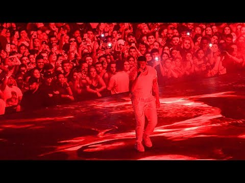 Drake & Migos Shut Down Atlanta!! Gucci Mane Sneak Appearance!