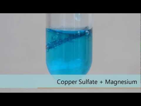 Copper Sulfate + Magnesium