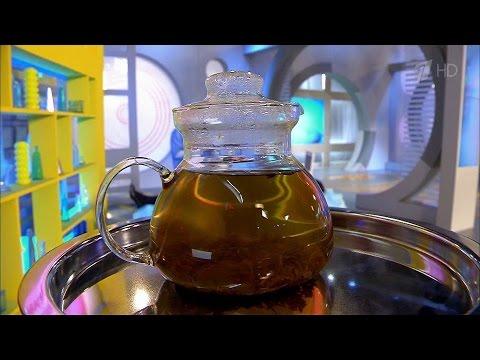 Зеленый чай. Польза -