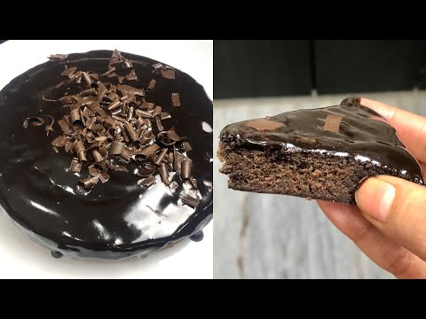 Chocolate cake with just 3 ingredients in this lockdown no flour no oven and no egg