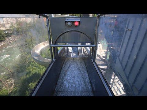 "Speed-Rutsche ""Freefall"" :: offene Riesenrutsche | Area 47 Ötztal Bahnhof"