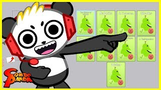 Roblox Pears to Pairs Mix and Match Game Let's Play with Combo Panda