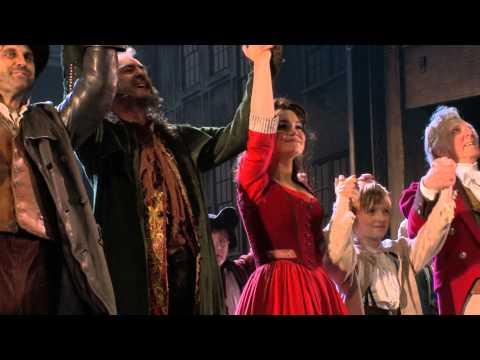 """Les Misérables - Featurette: """"OTS: Samantha Barks wins role of Eponine"""""""