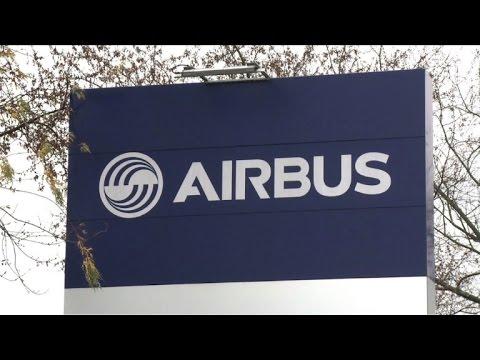 Airbus annonce 1.164 suppressions de postes en Europe