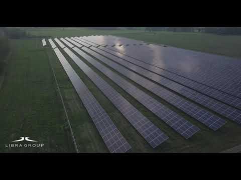 Greenwood Energy's 4.8 Megawatt Solar Project in Lisbon, NY