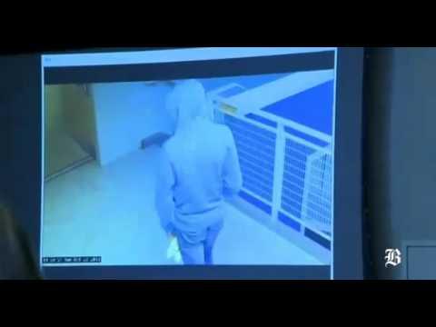 Philip Chism Surveillance Footage