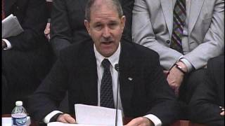 NASA Associate Administrator Dr. John Grunsfeld Testifies on Planetary Science