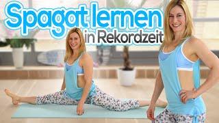 Spagat in Rekordzeit lernen | Spagatroutine & Tipps | VERONICA-GERRITZEN.DE