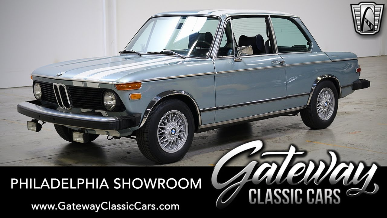 BMW 2002 For Sale >> 1976 Bmw 2002 For Sale On Gocars