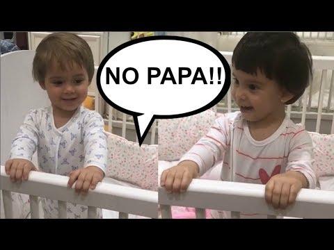 Karan Johar's Kids Yash & Roohi REFUSE To Go To Bed Mp3