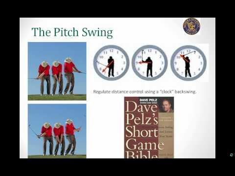 Golf Instruction Presentation: The Short Game - How to Pitch
