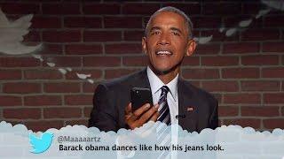 President Obama Fires Back At Donald Trump's Mean Tweet On Kimmel