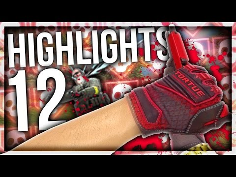 TWITCH HIGHLIGHTS 12 - OUR MOST INSANE PLAYS