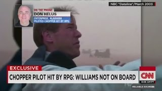Exclusive: Pilots from Brian Williams story speak out