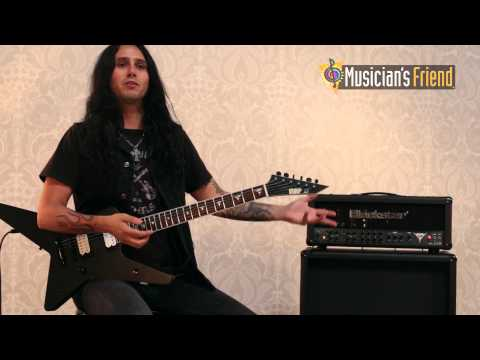 Musician's Friend Interview with Gus G - Solo Album & Tour