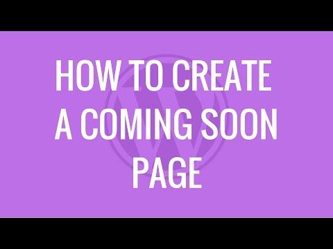Coming soon pro wordpress plugin