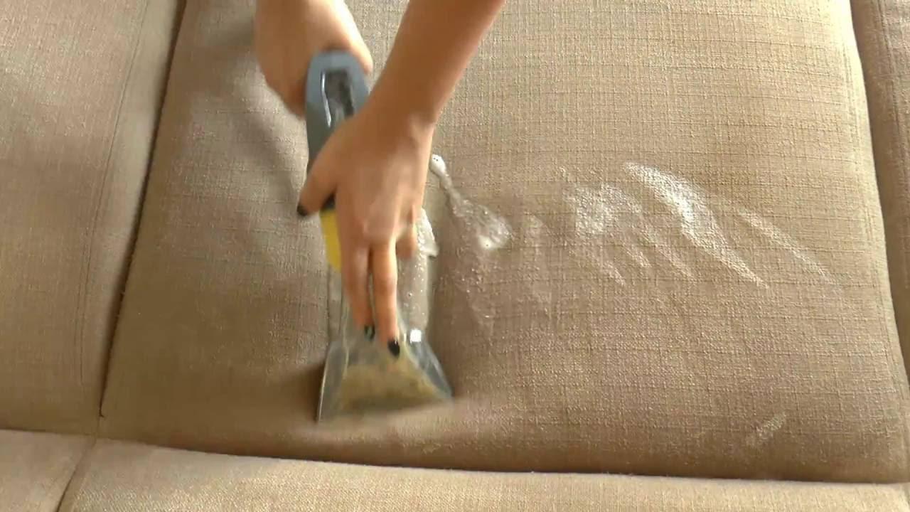 Czyszczenie Kanapy Z Plam I Zacieków Usuwanie śladów Markera