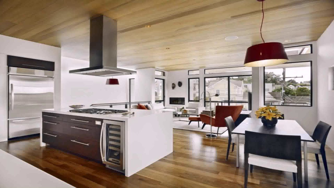 Open Kitchen Design Small House See Description Youtube