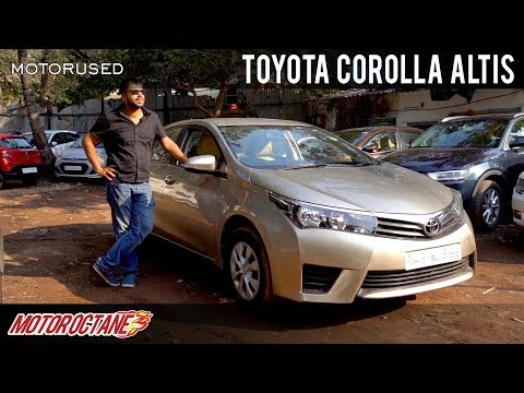 How to buy a used new-gen Toyota Corolla? | Hindi | MotorOctane