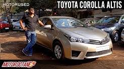 How to buy a used new-gen Toyota Corolla?   Hindi   MotorOctane