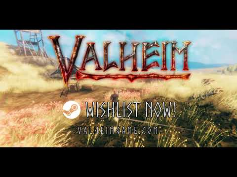 Exploration in Valheim