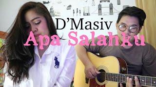 dmasiv apa salahku cover by regina feat welly