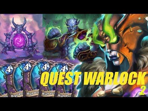Hearthstone: Wild Quest Warlock (PART 2)