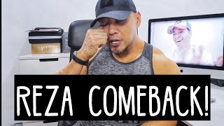 REZA ARAP COMEBACK (Biggest Project on YouTube)