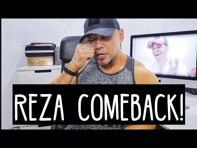 REZA ARAP COMEBACK (Biggest Project on YouTube)