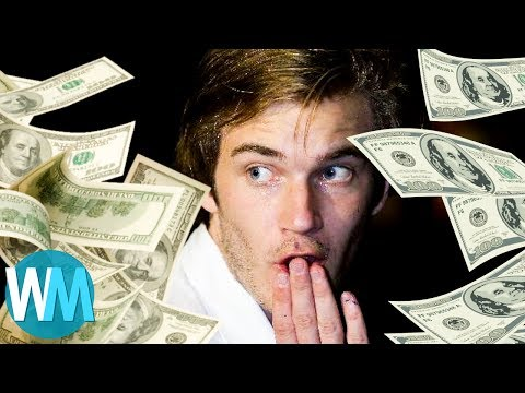 Top 10 Richest YouTube Gamers