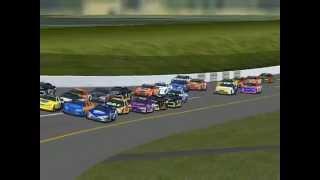 Nascar 2003 Online Crashes # 14