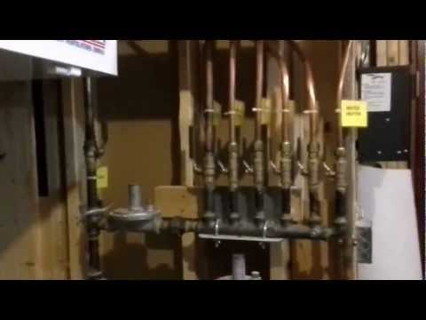 (SEE VIDEO) Lifebreath Air Exchanger HRV Heat Recovery Recovery Ventilator