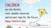 Children S Day Quotes Youtube