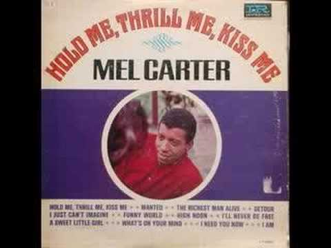 Mel Carter - What's on your mind