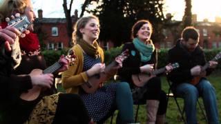 the west cork ukulele orchestra ra ra rasputin