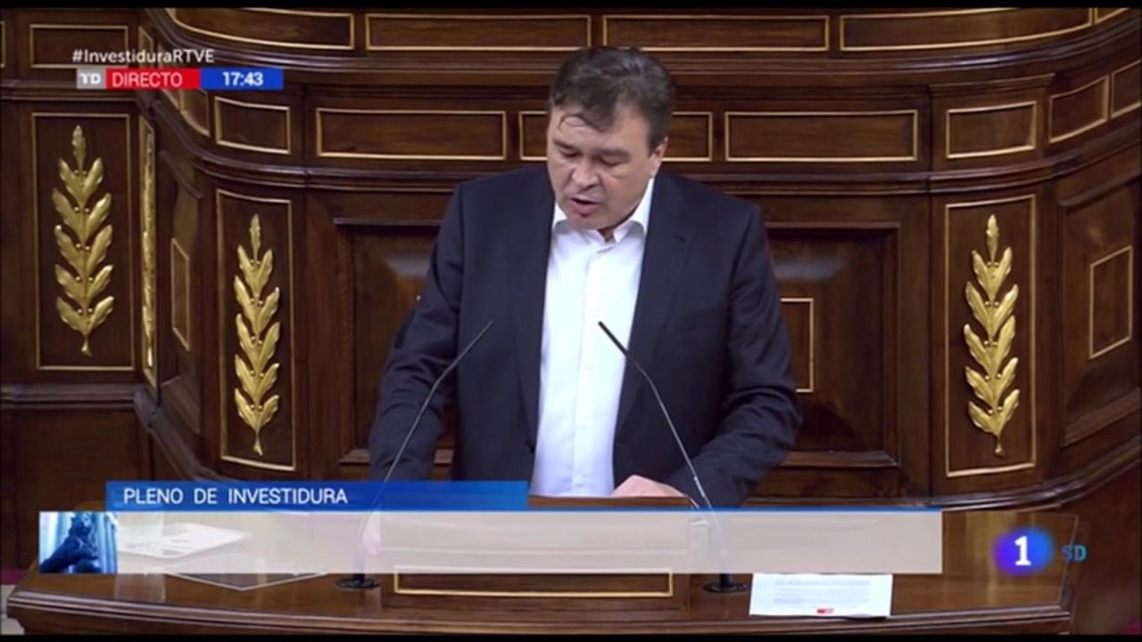 [XIII Legislatura] 1ª sesión del debate de investidura de Dª. Ana María Pastor Julián. Maxresdefault