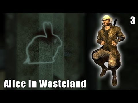 Fallout New Vegas Mods: Alice in Wasteland - Part 3