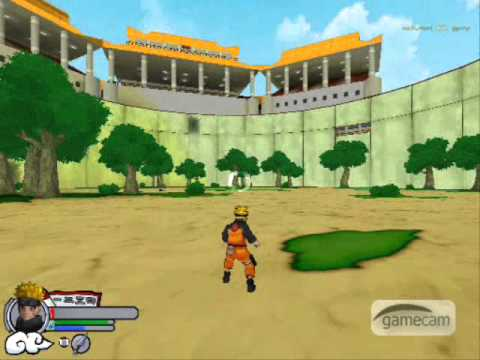 Naruto Naiteki Kensei - FIGHT !!!