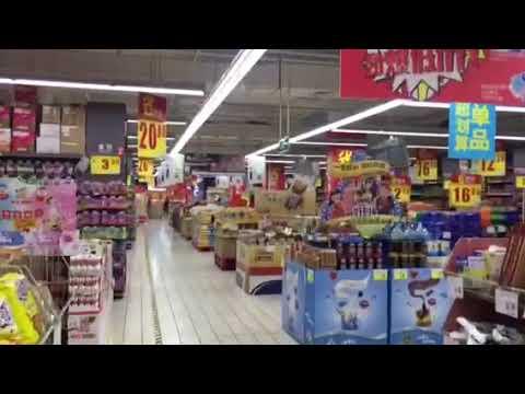 My China Life | Grocery Run