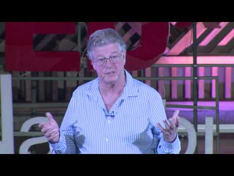 Transforming the lives of farmers through a farming reality show | David Campbell | TEDxNairobi