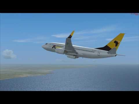 vol Dakar à Abidjan Boeing 737 700 Asky vol commenté